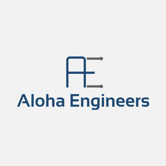 brainwaves – logo design – Aloha Engineers