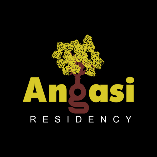 brainwaves – logo design – Angasi logo