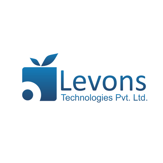 brainwaves – logo design – Levons