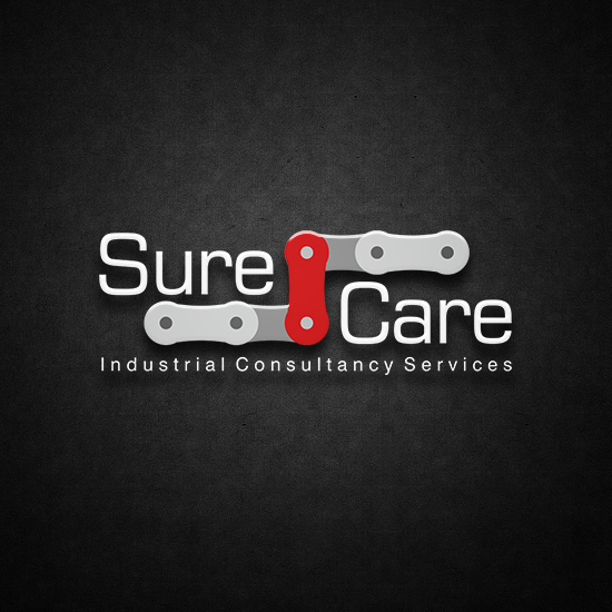 brainwaves – logo design – Sure Care