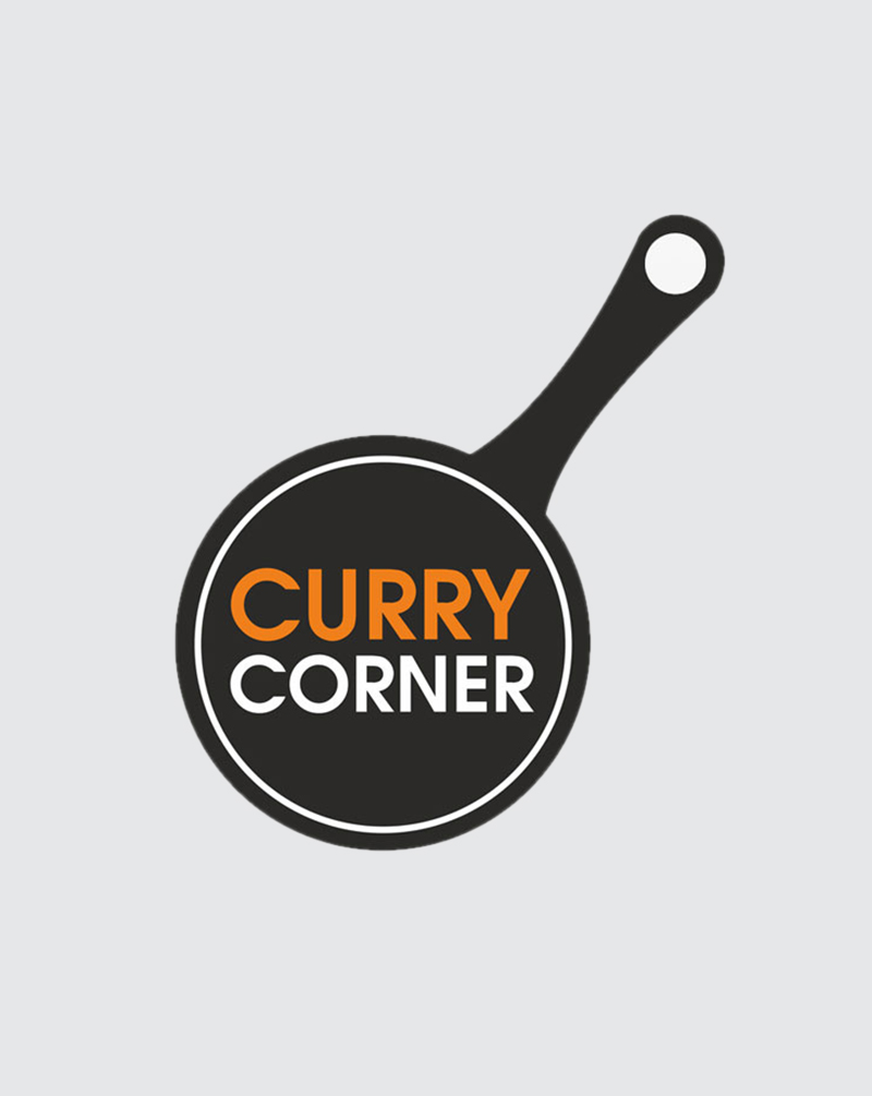 brainwaves – logo design – curry corner