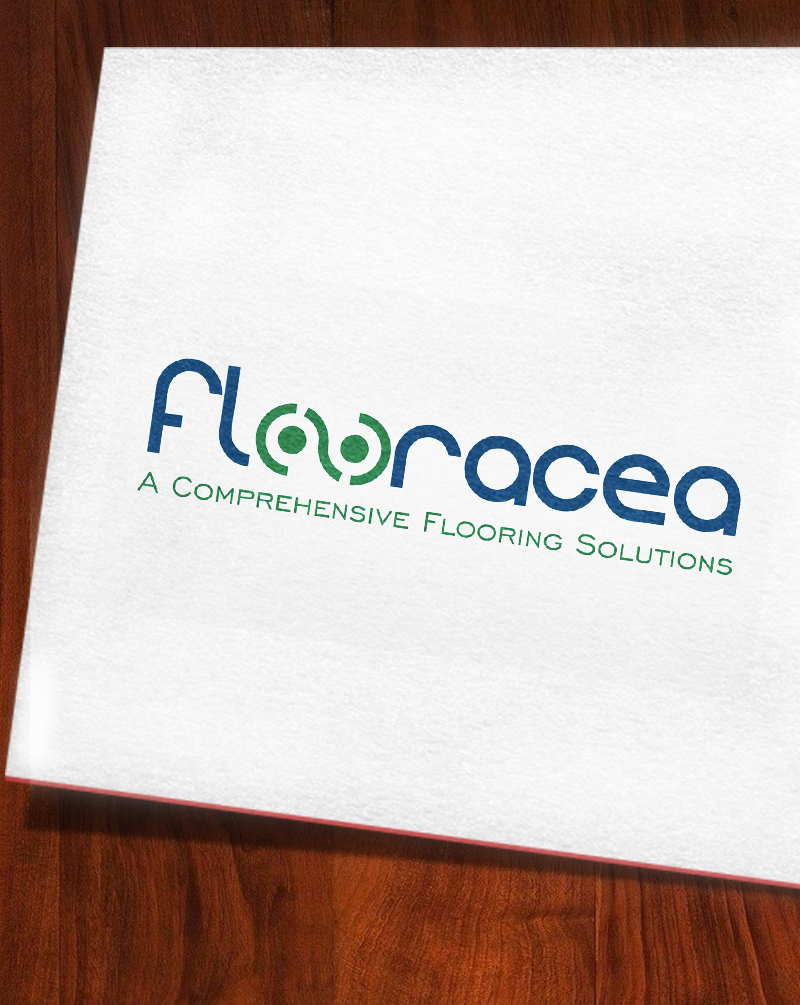 brainwaves – logo design – flooracea