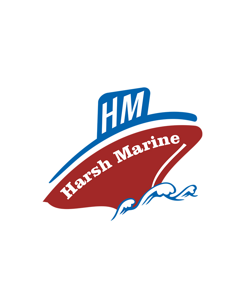 brainwaves – logo design – harsh marine