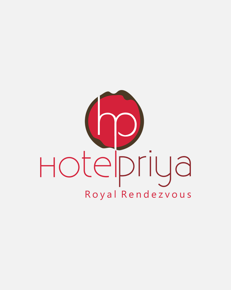 brainwaves – logo design – hotelpriya