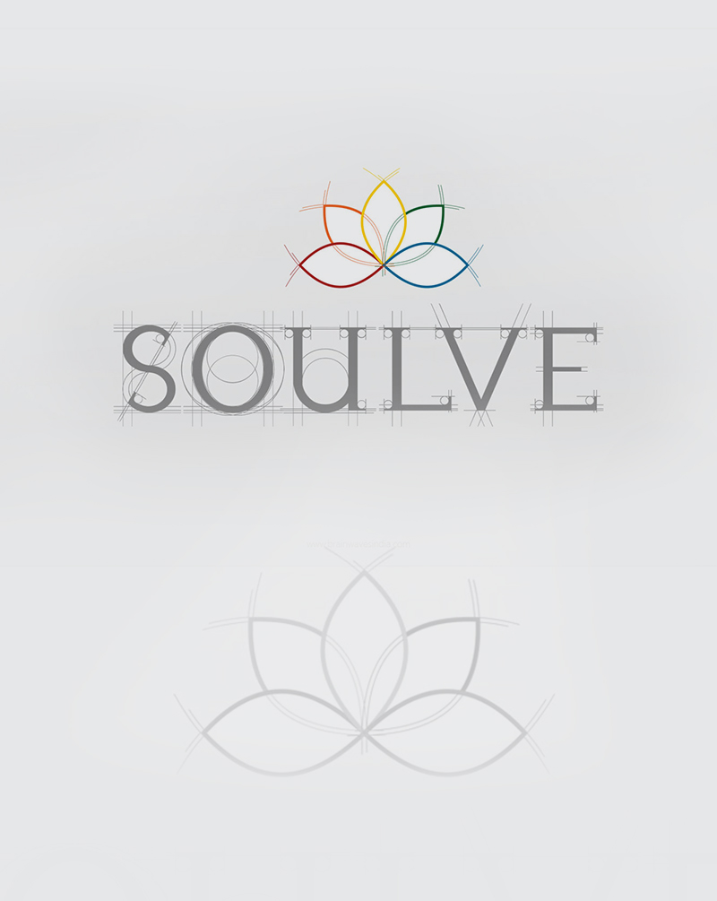 brainwaves – logo design – soulve