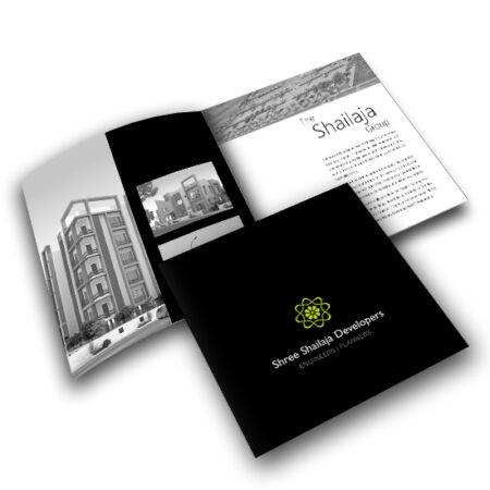 brainwaves - brochure design - shree shailaja