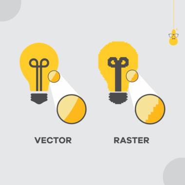 vactor vs raster